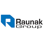Logo of Raunak Group